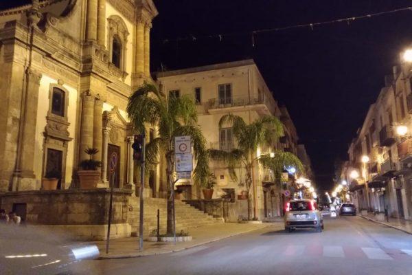 Partinico-nessuna-illuminazione-festa-agosto-Madonna-del-Ponte